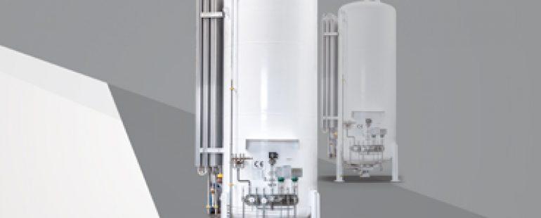 (LIN/LOX/LAR) 'الهواء صهريج تخزين الغاز' '