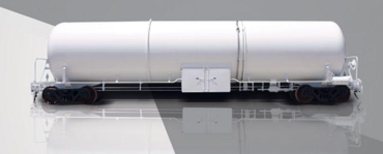 (LIN/LOX/LAR)  'صهريج نقل الغاز الجوي'