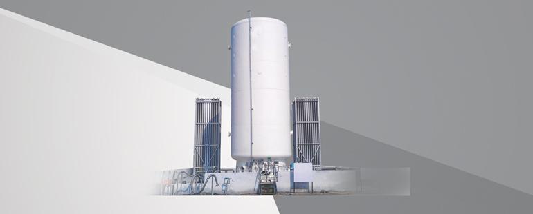 صهاريج الغاز الطبيعي المسال