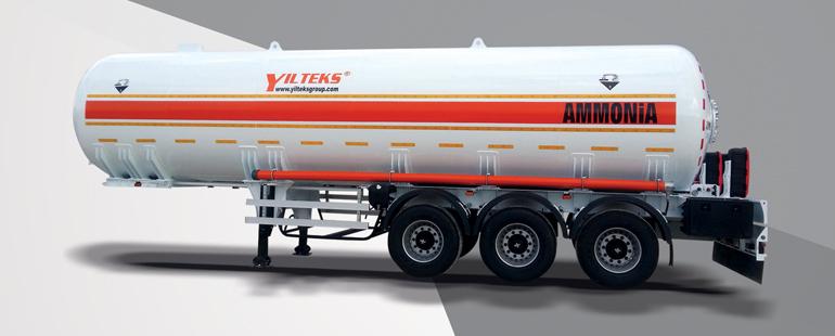 صهاريج نقل أمونيوم (نصف مقطورة أو شاحنة محمولة)